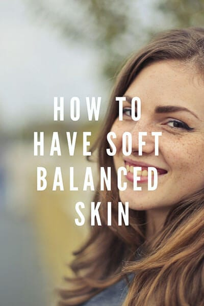 Natural Beauty-Balanced Skin