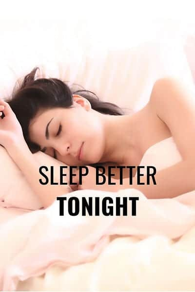 Healthy Living- Better Nights Sleep