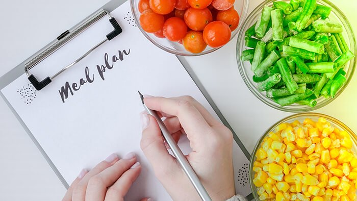 Meal Planning for the Woman that Hates to Cook